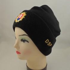 Zimná pletená čiapka DSP