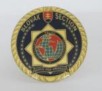 Odznak kovový SLS