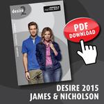 Katalóg oblečenia J&N 2015