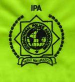IPA INT výšivka (1-farebná)