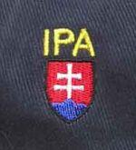 Nápis IPA so štátnym znakom