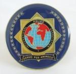 Odznak kovový INT